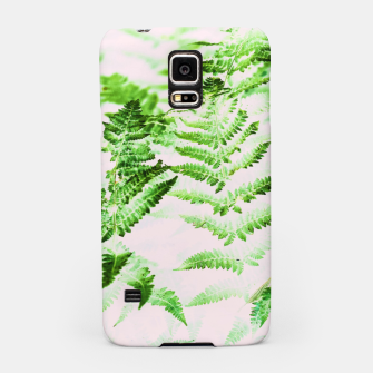 Thumbnail image of Fern Forest Samsung Case, Live Heroes