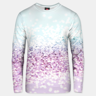 Thumbnail image of Mermaid Girls Glitter #1 #shiny #pastel #decor #art Baumwoll sweatshirt, Live Heroes
