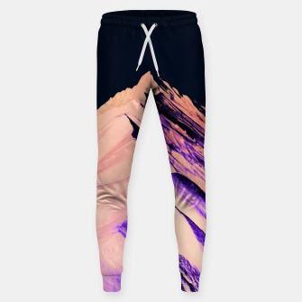 Thumbnail image of Dark Mountain Cotton sweatpants, Live Heroes