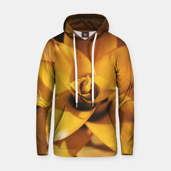 Thumbnail image of Bromeliad Cotton hoodie, Live Heroes
