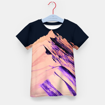 Thumbnail image of Dark Mountain Kid's t-shirt, Live Heroes
