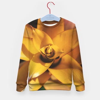 Thumbnail image of Bromeliad Kid's sweater, Live Heroes