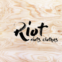 Riot - riots clothes logo