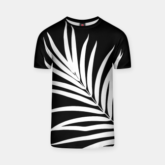 Thumbnail image of Tropical Palm Leaf #2 #botanical #decor #art T-Shirt, Live Heroes
