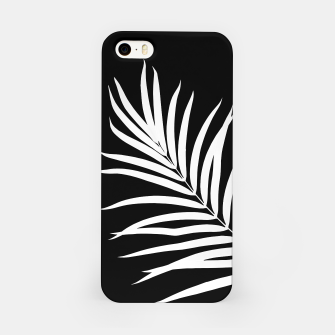 Thumbnail image of Tropical Palm Leaf #2 #botanical #decor #art iPhone-Hülle, Live Heroes