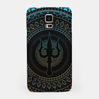 Thumbnail image of Trisula  -Trident of Shiva Samsung Case, Live Heroes