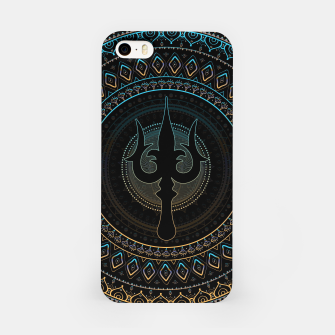 Thumbnail image of Trisula  -Trident of Shiva iPhone Case, Live Heroes