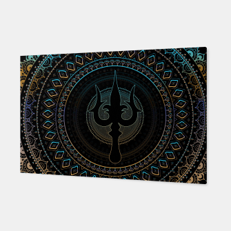 Thumbnail image of Trisula  -Trident of Shiva Canvas, Live Heroes