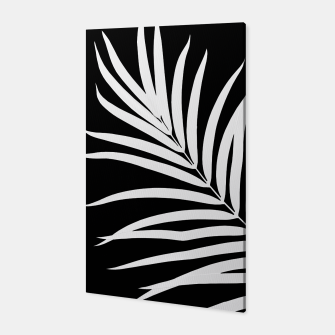Thumbnail image of Tropical Palm Leaf #2 #botanical #decor #art Canvas, Live Heroes
