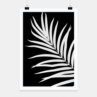 Thumbnail image of Tropical Palm Leaf #2 #botanical #decor #art Plakat, Live Heroes