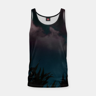 Miniatur Touching the stars Tank Top, Live Heroes