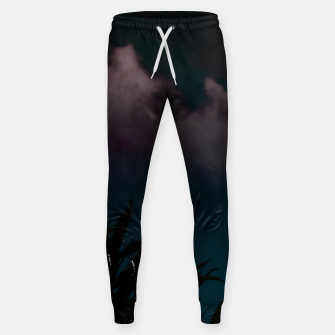 Miniatur Touching the stars Cotton sweatpants, Live Heroes