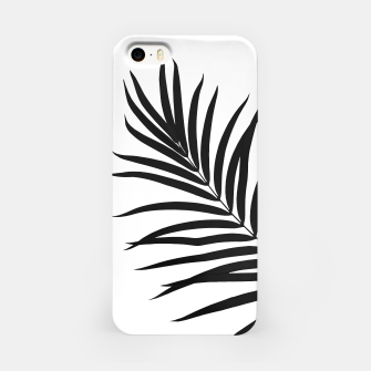 Thumbnail image of Tropical Palm Leaf #1 #botanical #decor #art iPhone-Hülle, Live Heroes