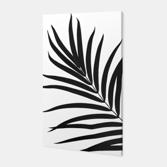 Thumbnail image of Tropical Palm Leaf #1 #botanical #decor #art Canvas, Live Heroes