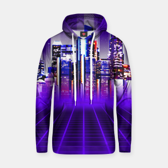 Thumbnail image of Delta City Cotton hoodie, Live Heroes