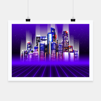 Thumbnail image of Delta City Poster, Live Heroes
