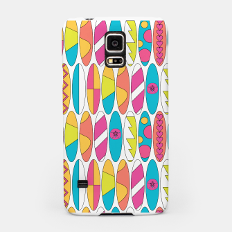 Imagen en miniatura de Rainbow Colored Waikiki Surfboards  Samsung Case, Live Heroes