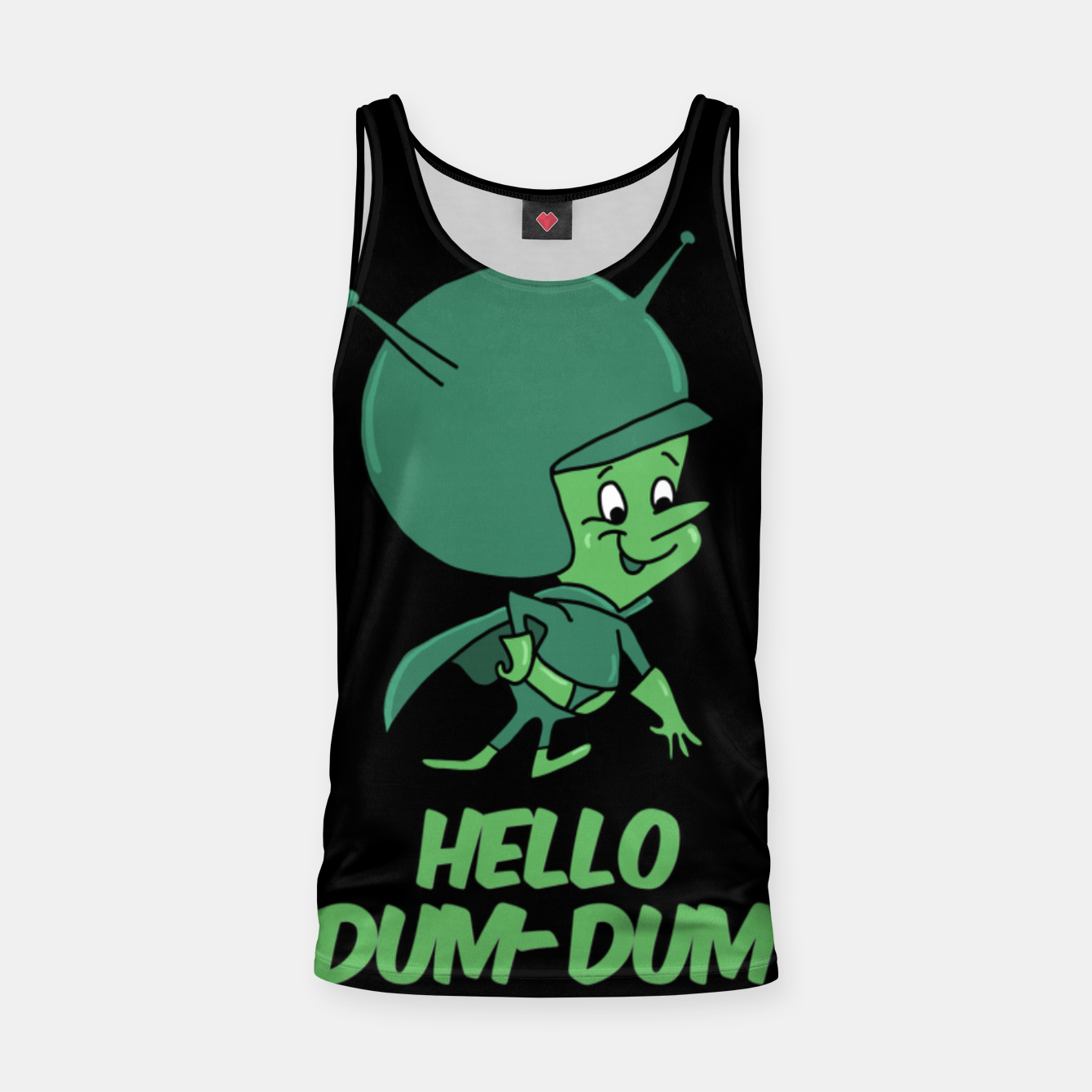 Foto The Great Gazoo Flinstones Tank Top - Live Heroes