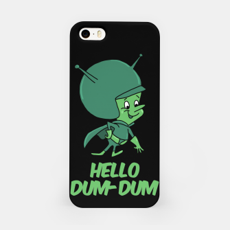 The Great Gazoo Flinstones iPhone Case Bild der Miniatur