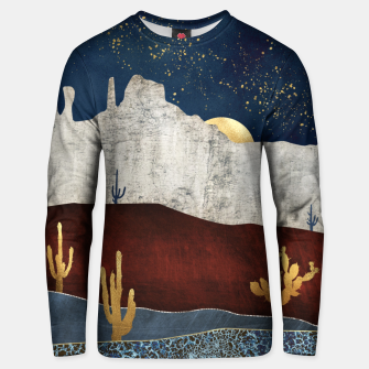 Thumbnail image of Moonlit Desert Cotton sweater, Live Heroes