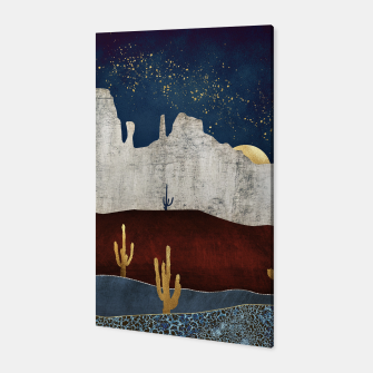 Thumbnail image of Moonlit Desert Canvas, Live Heroes