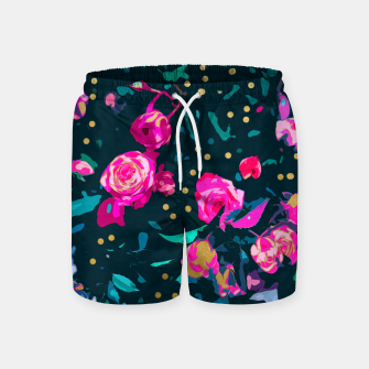Thumbnail image of Lovely Secret Swim Shorts, Live Heroes