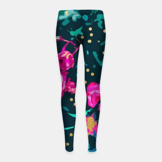 Thumbnail image of Lovely Secret Girl's leggings, Live Heroes