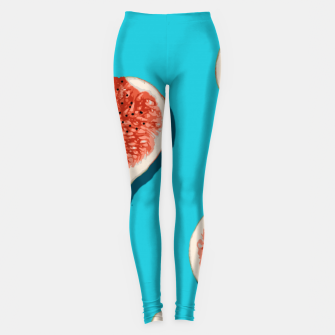 Thumbnail image of Fig Lover Leggings, Live Heroes