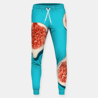 Thumbnail image of Fig Lover Cotton sweatpants, Live Heroes