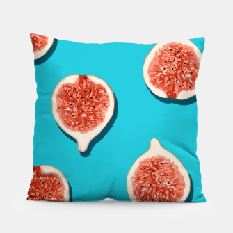 Thumbnail image of Fig Lover Pillow, Live Heroes