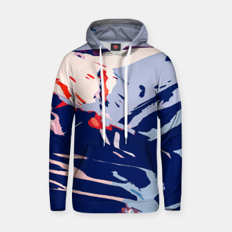Thumbnail image of Winter Sunrise Cotton hoodie, Live Heroes