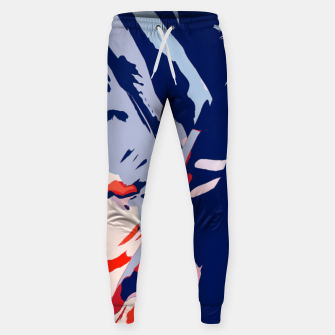 Thumbnail image of Winter Sunrise Cotton sweatpants, Live Heroes