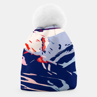 Thumbnail image of Winter Sunrise Beanie, Live Heroes