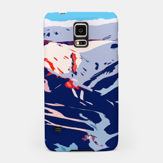 Thumbnail image of Winter Sunrise Samsung Case, Live Heroes