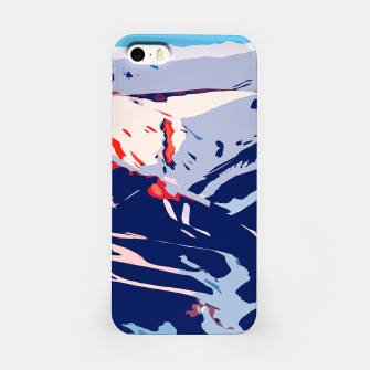 Thumbnail image of Winter Sunrise iPhone Case, Live Heroes