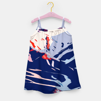 Thumbnail image of Winter Sunrise Girl's dress, Live Heroes