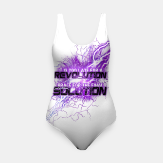 Thumbnail image of Muse Thought contagion Maillot de bain, Live Heroes