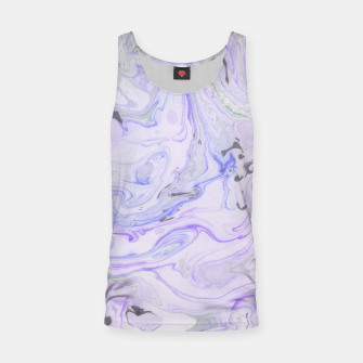 Thumbnail image of Digital Classic Marble in Purple Tank Top, Live Heroes
