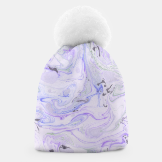 Thumbnail image of Digital Classic Marble in Purple Beanie, Live Heroes