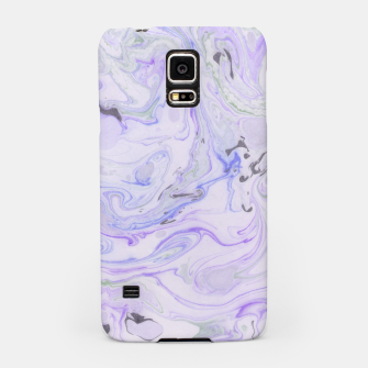 Thumbnail image of Digital Classic Marble in Purple Samsung Case, Live Heroes