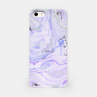 Thumbnail image of Digital Classic Marble in Purple iPhone Case, Live Heroes