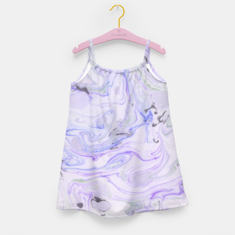 Thumbnail image of Digital Classic Marble in Purple Girl's dress, Live Heroes
