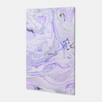 Thumbnail image of Digital Classic Marble in Purple Canvas, Live Heroes