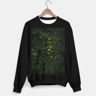 Miniature de image de Yellow flowers Sweater regular, Live Heroes