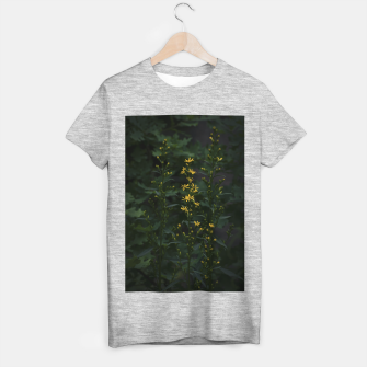 Miniature de image de Yellow flowers T-shirt regular, Live Heroes