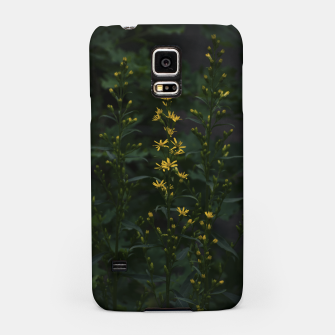 Thumbnail image of Yellow flowers Samsung Case, Live Heroes