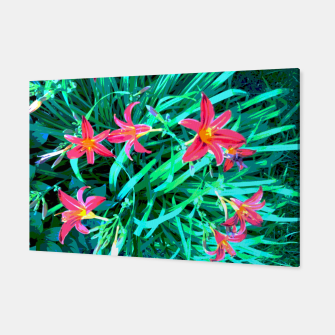 Miniature de image de red lilies Canvas, Live Heroes