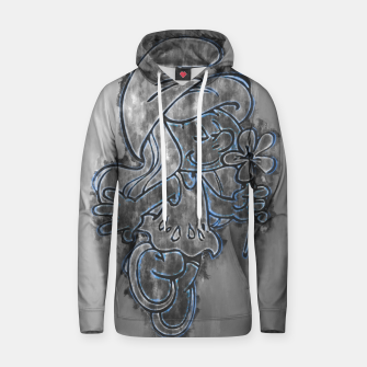 Thumbnail image of Smurfette Cotton hoodie, Live Heroes