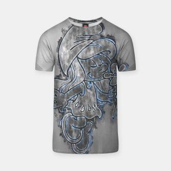 Thumbnail image of Smurfette T-shirt, Live Heroes
