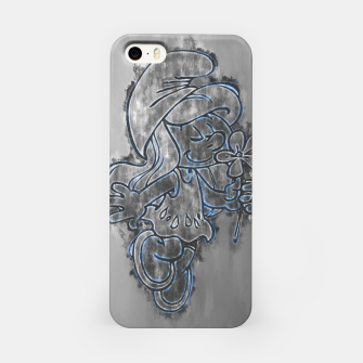Thumbnail image of Smurfette iPhone Case, Live Heroes
